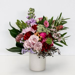 Floral State - North Fremantle Florist - Shell White Bouquet