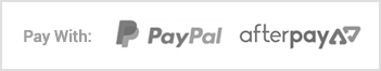 Pay With PayPal or AfterPay